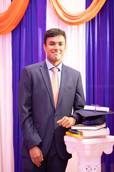 Tharun Nandha Graduation
