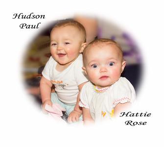 Hattie and Hudson 9 15