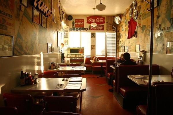 Old School Diner 2