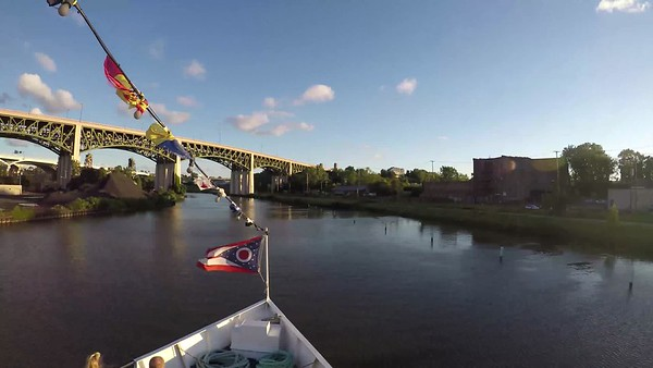Cleveland-Cuyahoga River