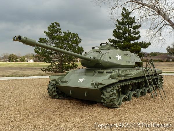 Liberty Park - Plano, TX - M41A3