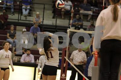 9/13/16 Whitehouse High School Volleyball vs All Saints Episcopal School by Joey Corbett & Sarah Miller