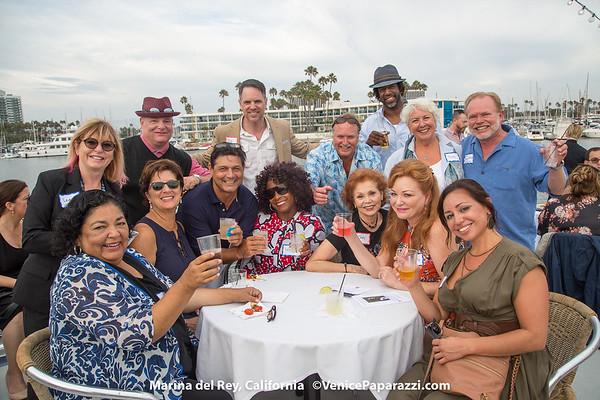 08.02.17 Hornblower's Cruise.  Marina del Rey