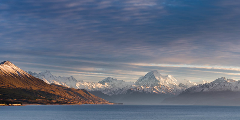 Mount Cook Far