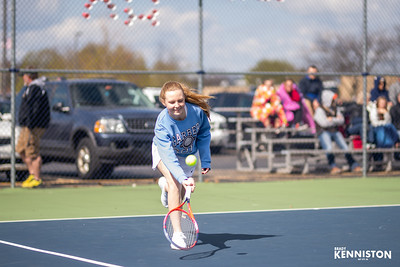 4-26-19 Garber Girls Tennis