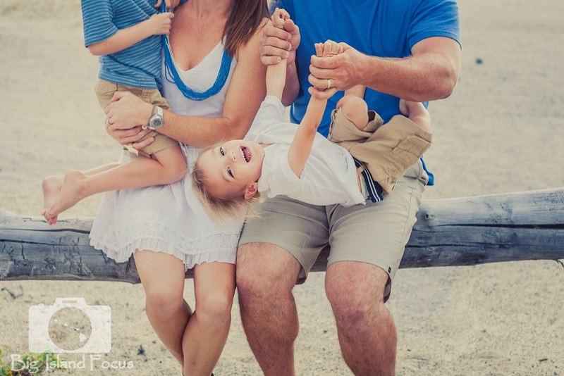 Kona family photography