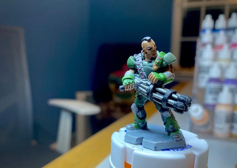 Agent Titanium