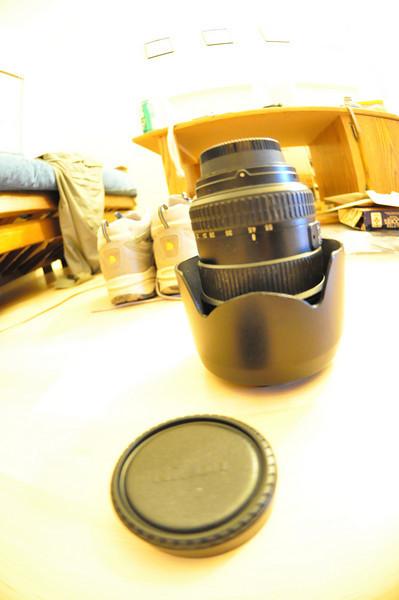 Nikon 10.5mm F2.8
