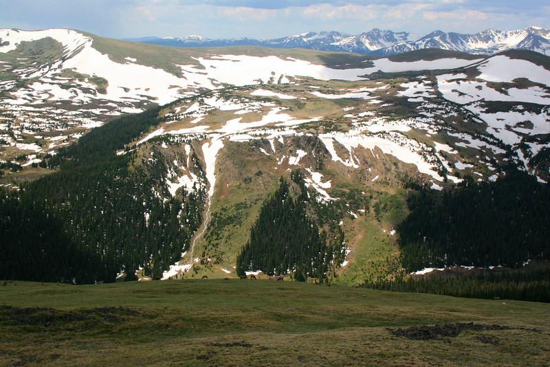 Rocky Mountain National Park  (1.5 miles; d=2.00)