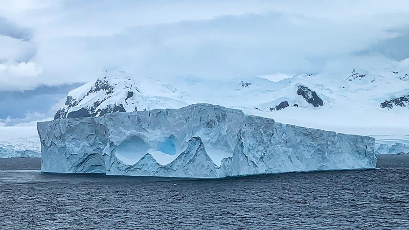 Iceberg in Gerlache Strait