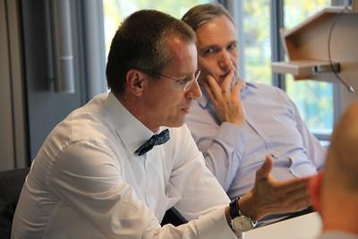SMPG Luxembourg Meeting - October 2017