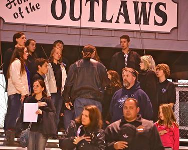 Outlaw Football vs Junction City 10-5-12
