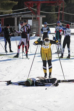 Hanson Hills Classic ski races