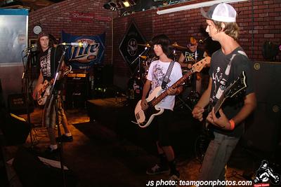 The Dickies - Mr. Firley - WMD - Drain Bramaged - The Pegs - So Far Unarmed - Porkchops - Paddy Waggon - PSA - at Hogue Barmichaels - Newport Beach, CA - September 27, 2008