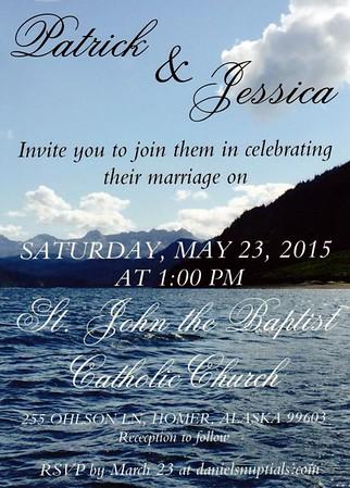 Jessica & Patrick Wedding