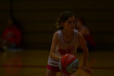 Jr. Cardinal Girls' Basketball Camp