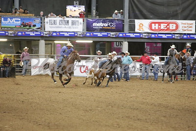 STEER WRESTLING Tuesday September 26