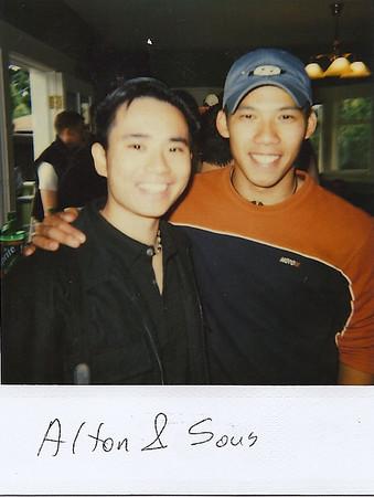 Pride Party 2001