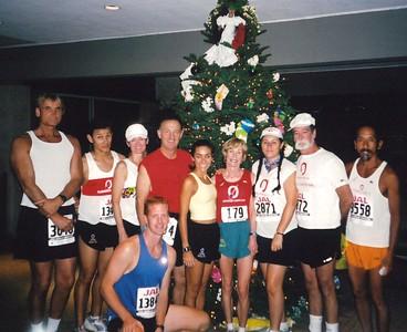 30th Annual Honolulu Marathon 12-8-2002
