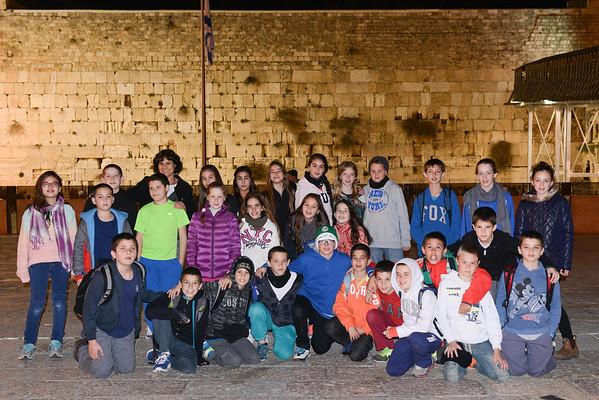 Jerusalem Trip - 5th Grade
