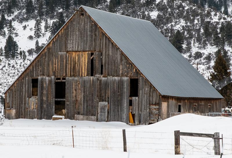 Sierra Valley Barn