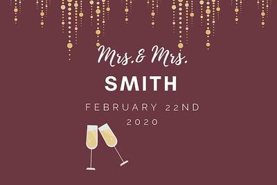 2020-02-22 Mrs. & Mrs. Smith