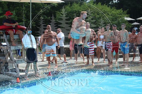August 8 - Pool Games