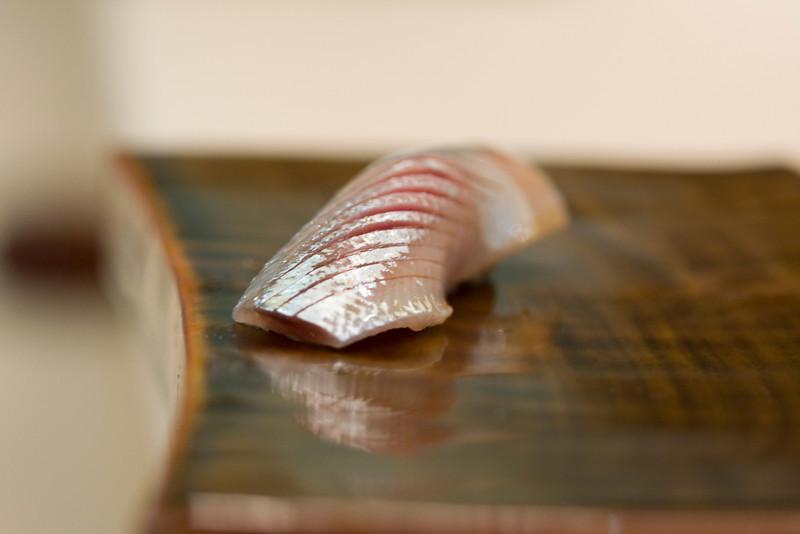 Course #10: Sushi Sushi #14: Japanese Herring (Kohada)