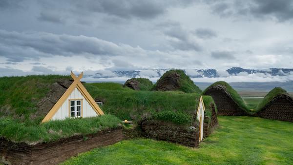 Longhouse - Iceland