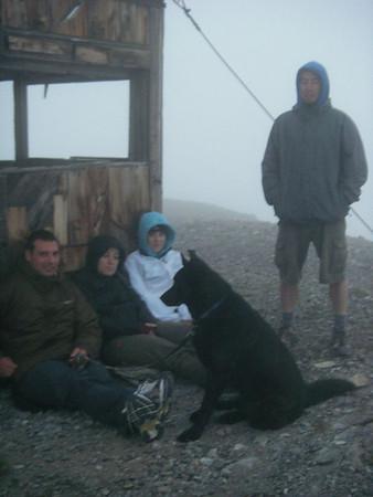 Black Rock sunrise hike