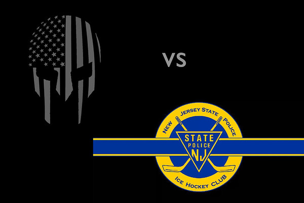 Camden County Warriors vs New Jersey State Police  3/23/2019