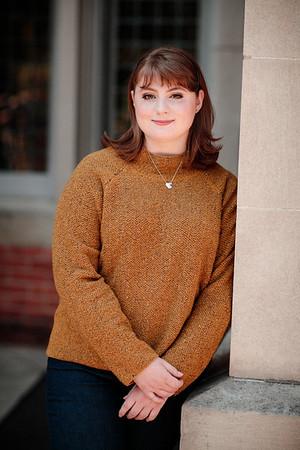 Audrey Senior Portraits