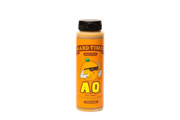 Hard Times Hot Sauce