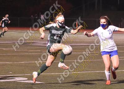 Mansfield - Attleboro Girls Soccer 10-19-20
