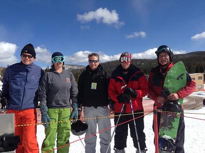 Ski Day, 2014 UNAVCO Science Workshop