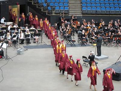 Taylor's HS Graduation