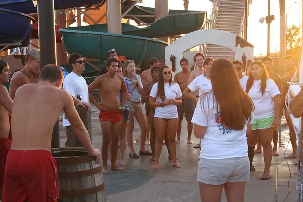 Cove Lifeguard Relay