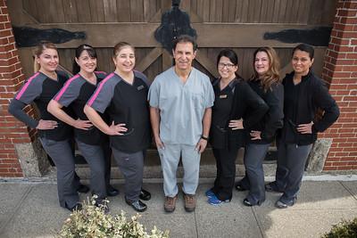 Carl Ferreira dentistry