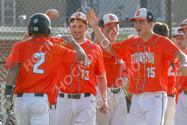 Canton-Stoughton Baseball - 05-25-18