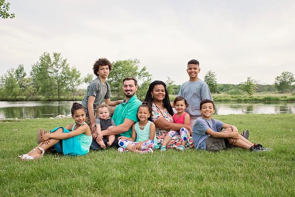 The Hudspath Family