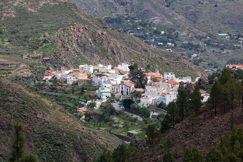 San Bartholome de Tirajana