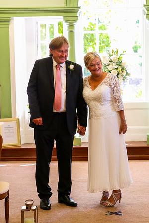 Mr & Mrs Nicholson 2021
