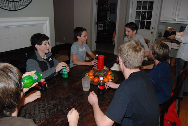 A Belated 13th Birthday Party for Michael