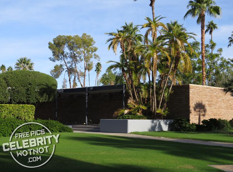 Leonardo DiCaprio's $5.9 Million Home in Palm Springs, California