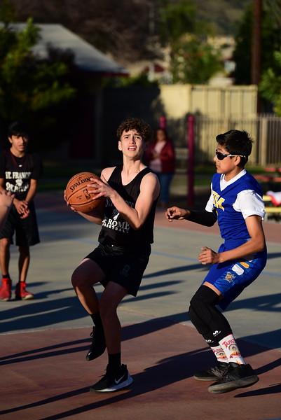 SFR Boys Basketball Feb 2020