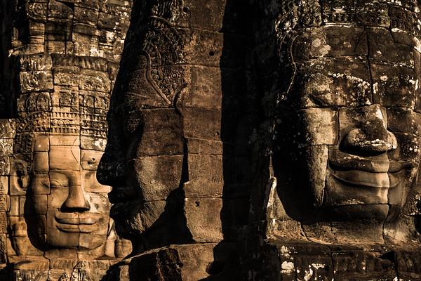Angkor Thom & Bayon