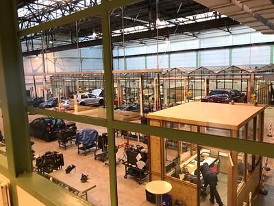 Techniek College Rotterdam - 16 februari 2018