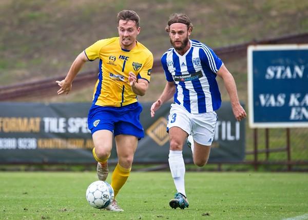 Inglewood United FC  v Floreat Athena FC