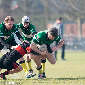 Delft 3 vs Delft-Students 2 15 February 2015