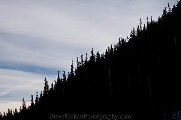 Rocky Mountain Nat'l Park- Emerald Lake (Dec '12)